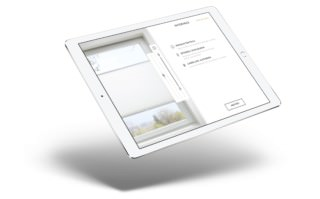 LEHA Augmented Reality App für iPad