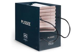 Plissee Katalog