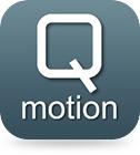 Symbol der QMotion SmartHome-App