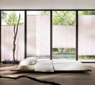 Art. Nr. PL20VOU, Stoff 2897 kirschblüten rosa