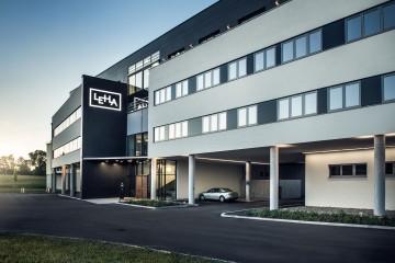 2014: neues Gebäude