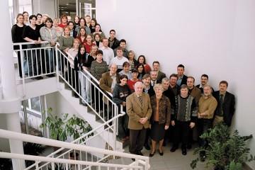 2006: Belegschaft