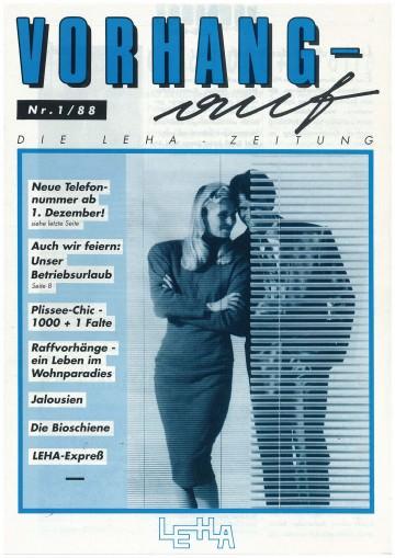 1988: Vorhang-auf