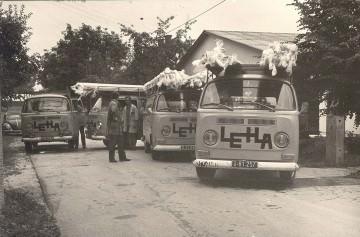 1966: VW Bullys
