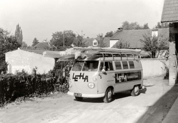 1965: erster Bus
