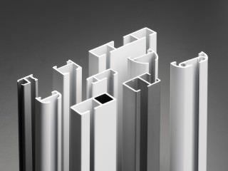 LEHA Aluminiumschienen Detail